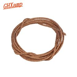 GHXAMP 1M 12 Strand Stage Speaker Lead Wire Subwoofer Braided copper wire For 8
