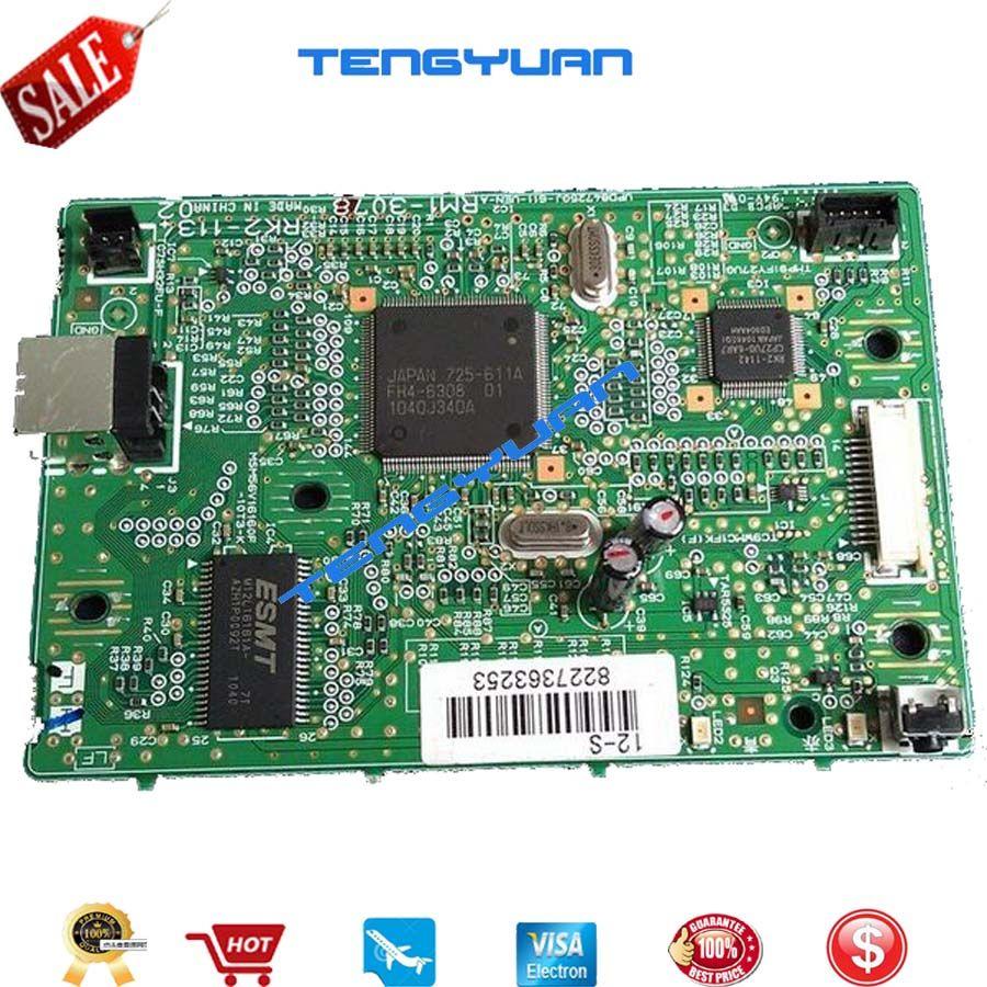 100% new original Formatter board for Canon LBP2900 LBP3000 LBP 2900 3000 RM1-3126 RM1-3078 Main board printer part on sale