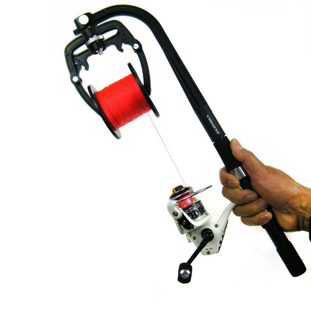 Fishing Winding System Spooler Winder Machine Fishing Reel Line Winder Spooler Spool Spooling Station System