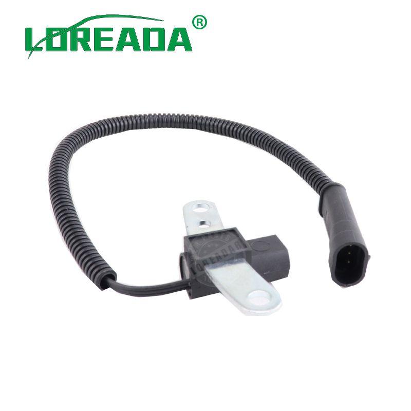 LOREADA Crankshaft Position Sensor Pulse For Jeep Cherokee XJ Wrangler Grand Cherokee ZJ CHRYSLER 4713427 56029621 56027031 PC41