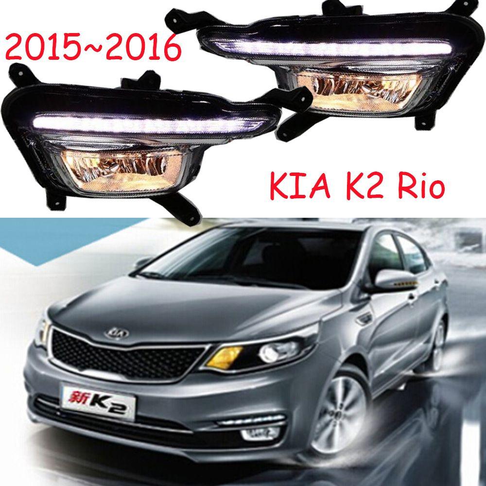 LED,2015~2016 KlA K2 daytime Light,K2 fog light,K2 headlight;soul,spectora,k5,sorento,kx5,Sportage R,K 2 ,Rio