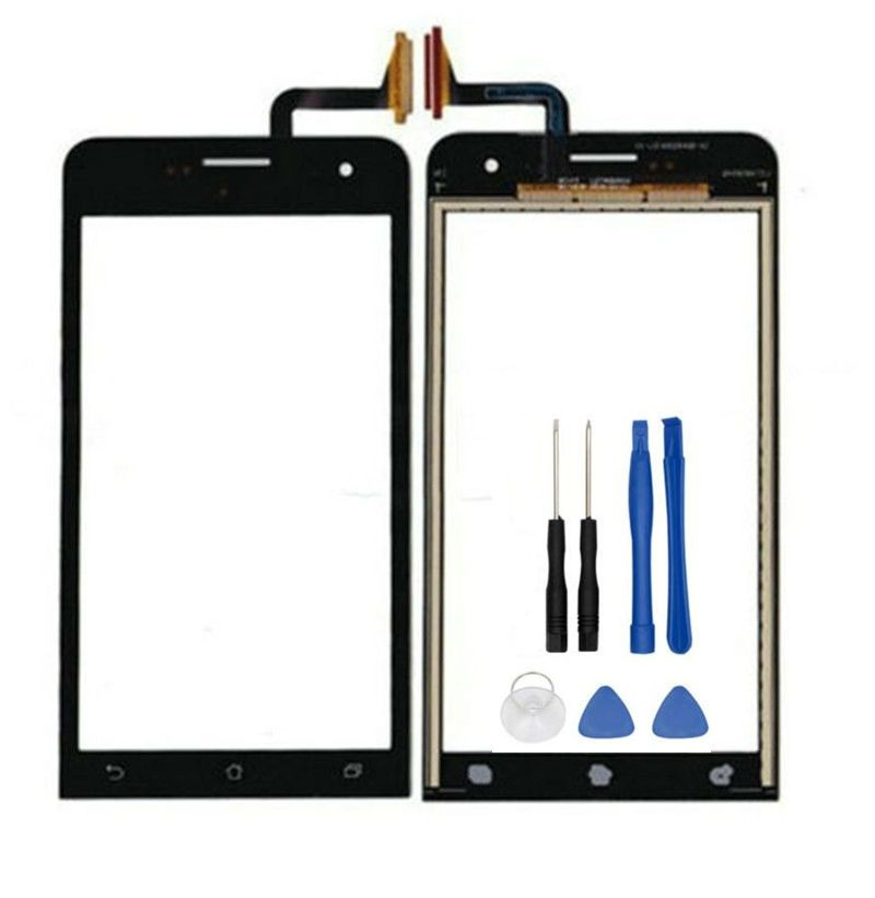 For Asus Zenfone 5 A500CG A501CG G 5.0 inch New Digitizer Touch Screen Panel Sensor Lens Glass Replacement + Tools