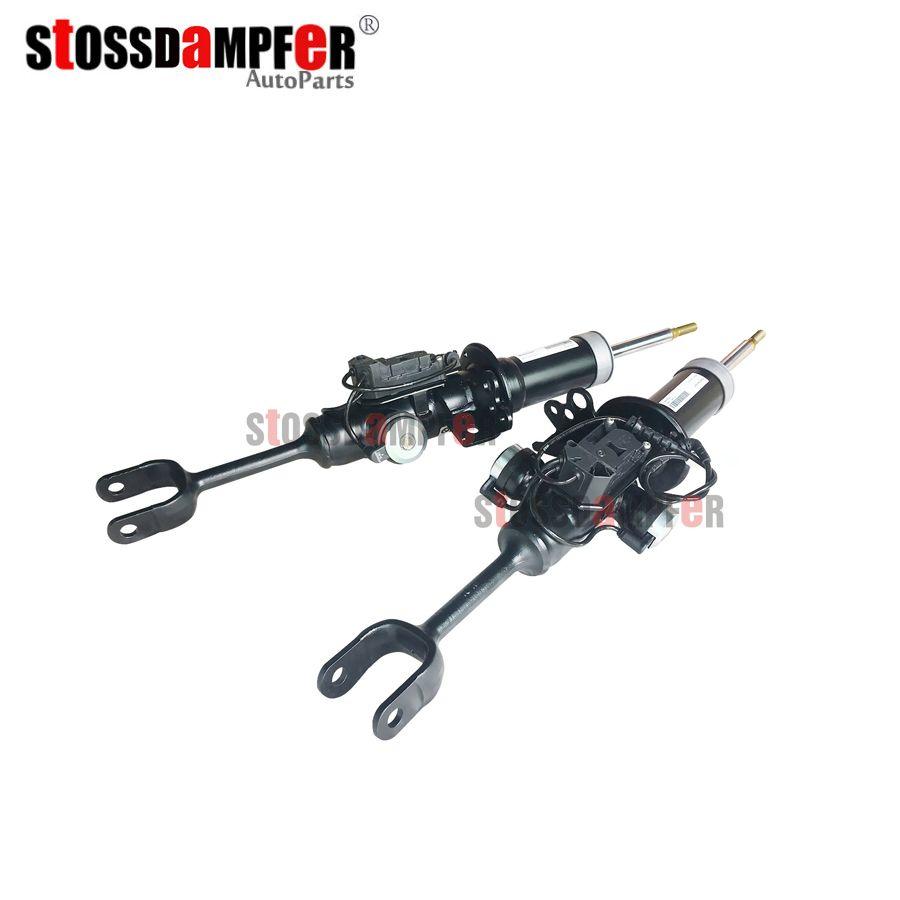 StOSSDaMPFeR 2008 Neue Suspension Schock Front Frühling Strut VDC Stoßdämpfer Fit BMW F02 37116796925 37116796926