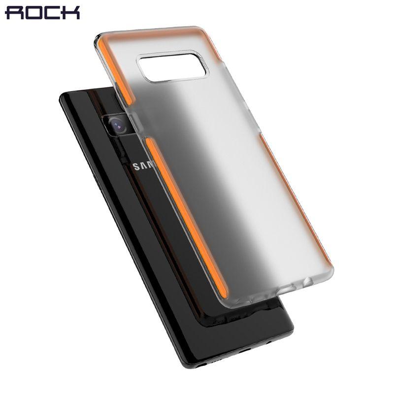 Anti-Frapper pour Samsung Galaxy Note 8 Cas, ROCK Mat Étui de Protection Robuste pour Galaxy Note 8 protection cas pour note8