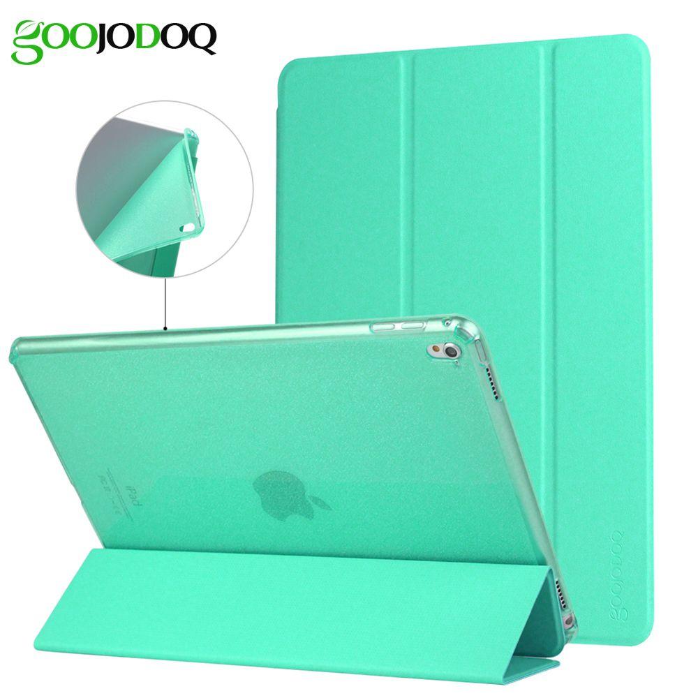Pour iPad Pro 9.7 Cas, pour iPad 4 2 3 Couverture En Cuir PU + Glitter Silicone Souple Retour pour iPad 2 Cas Smart Auto Sommeil/Réveil