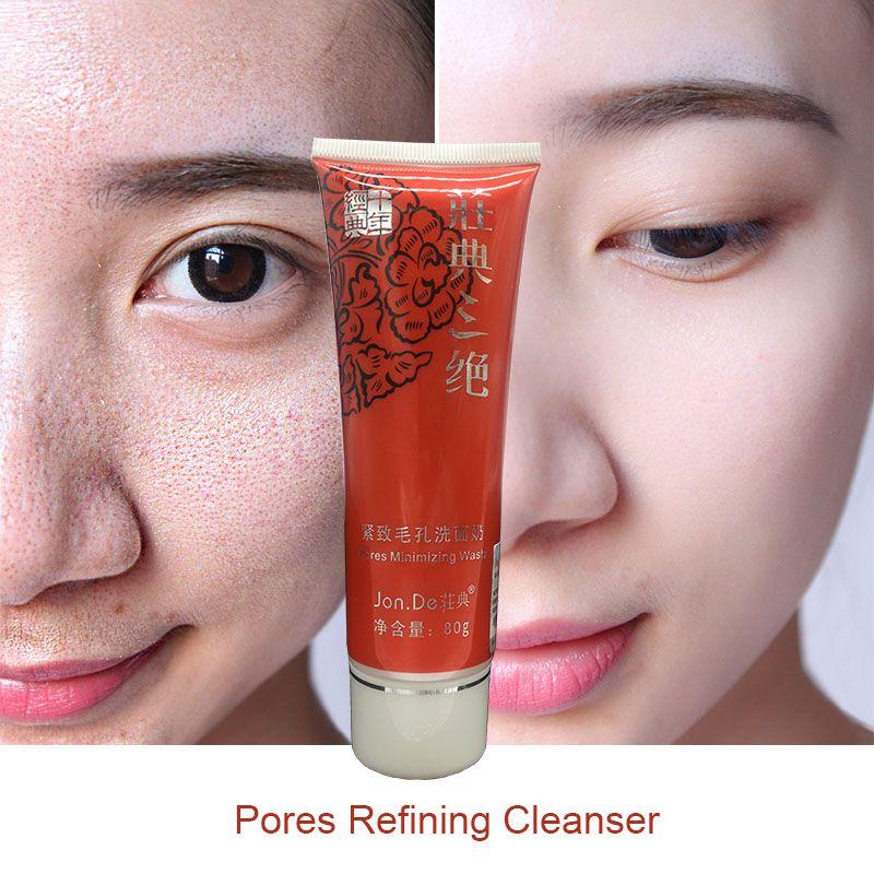 Rétrécissement de Pore Nettoyant exfoliant nettoyant pour les pores du visage gommage visage nettoyant visage nettoyage du visage bouton visage outils de soins de la peau