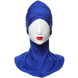 Fashion Women Scarf Hijabs Islamic Neck Cover Bonnet Full Cover Inner Hijab Cap Lady Muslim Headwear Bone Bonnet Muslim Hijab