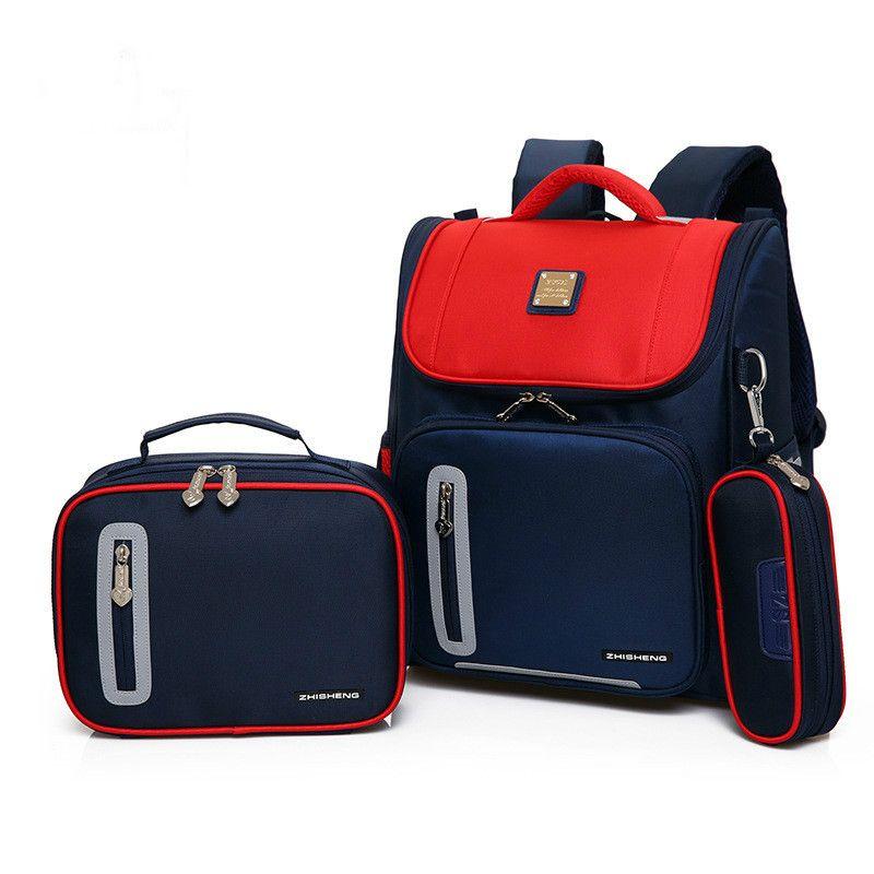 Children School Bags set for Girls Boys Orthopedic Backpack Schoolbag kids Primary school Backpack Kids Satchel Mochila Infantil