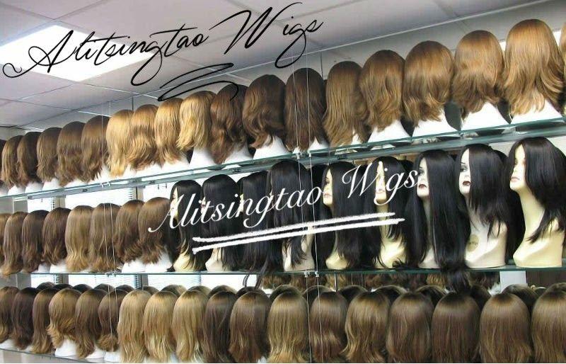 Customized made Finest European virgin hair kosher wig, jewish wig Best Sheitels free shipping