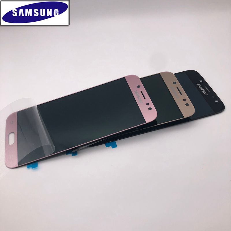 5.5 inch AMOLED Display Replacement for SAMSUNG Galaxy J7 Pro 2017 LCD J730 Display Touch Screen J730F for SAMSUNG j7 pro j730FD