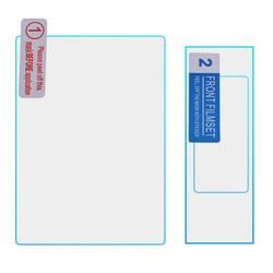 8H 0.55mm LCD Screen Anti-scratch Tempered Glass Protective Cover with Dustproof Film/Wet Wipe for Canon 6D