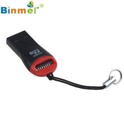 Новые Скорость USB 2.0 Mini Micro SD TF T-Flash M2 картридер оптовая продажа