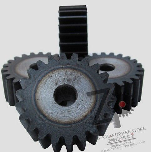 9pcs 90T & 2pcs of 50T  2mod gear 90teeth and 50 teeth Spur Gear pinion teeth Thickness 20mm