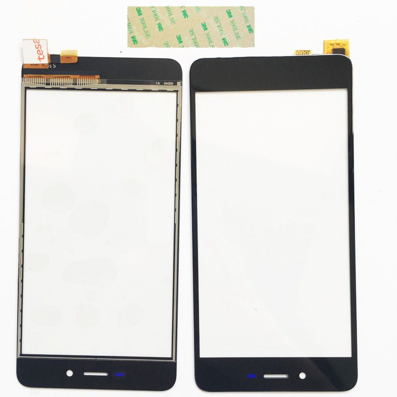 Touch Screen For Highscreen Easy S Touch Screen Panel Digitizer Sensor Front Glass Lens Touchscreen Free Shipping