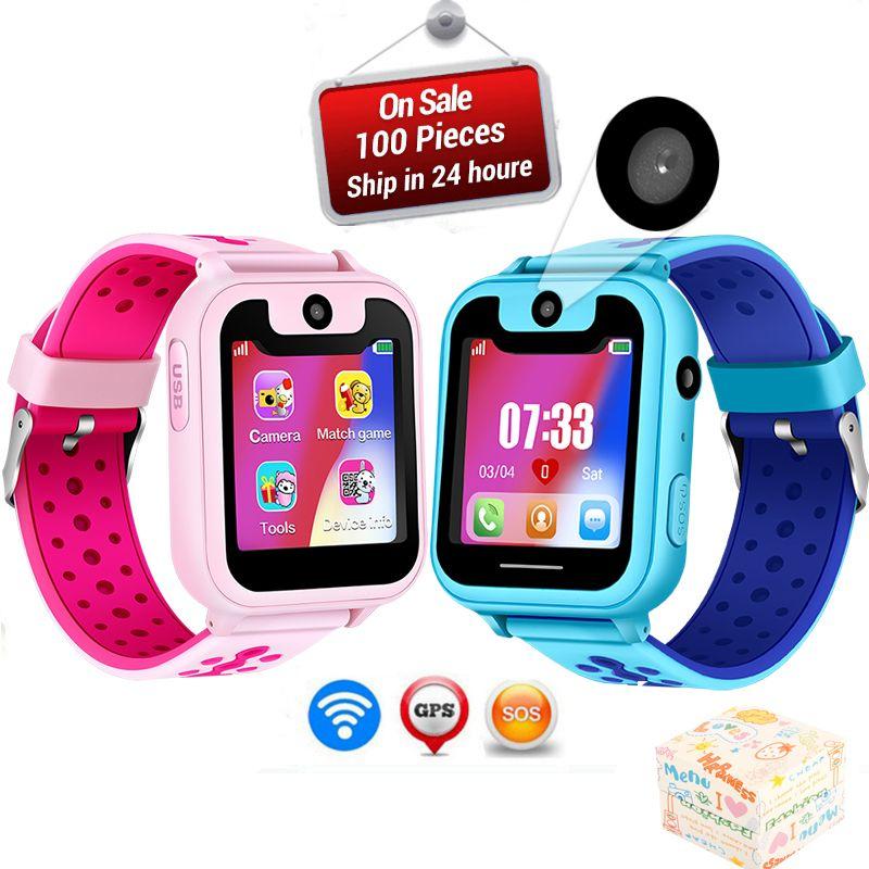 BANGWEI2018 Neue Smart Uhr SmartWatche Baby Uhr Für Kinder SOS Anruf Location Finder Locator Tracker Anti Verloren Monitor + BOX