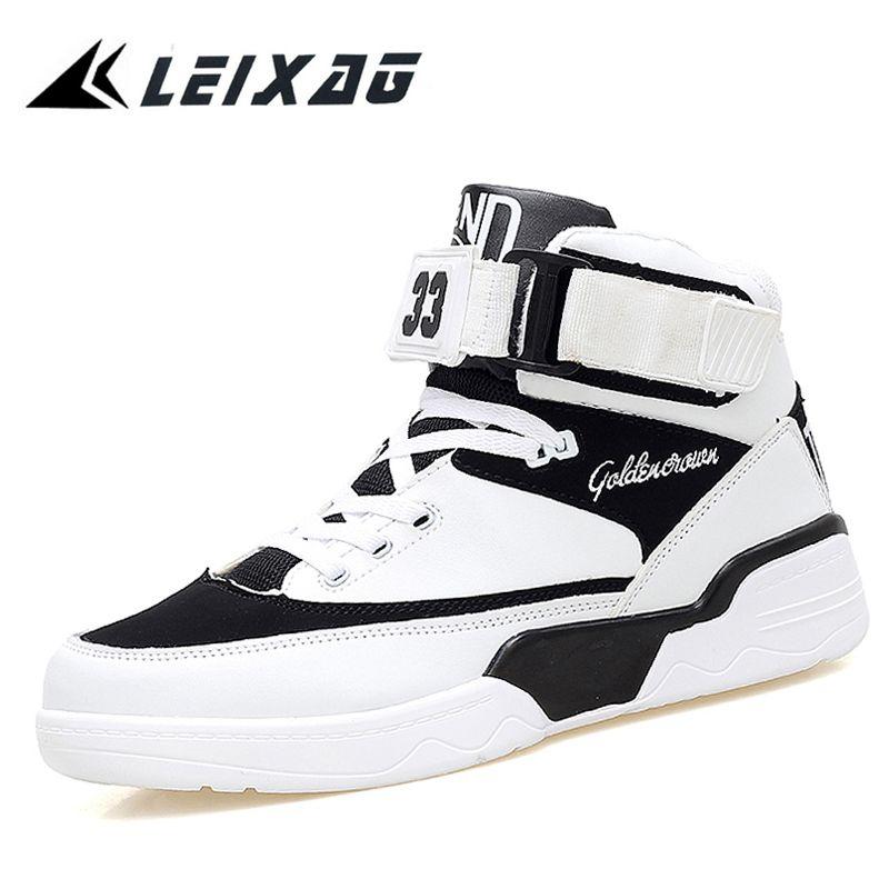 Leixag Для Мужчин's Баскетбол Спортивная обувь высокие дышащие мужские спортивные кроссовки Basket Femme Homme 2017 Для мужчин открытый Jordan Обувь