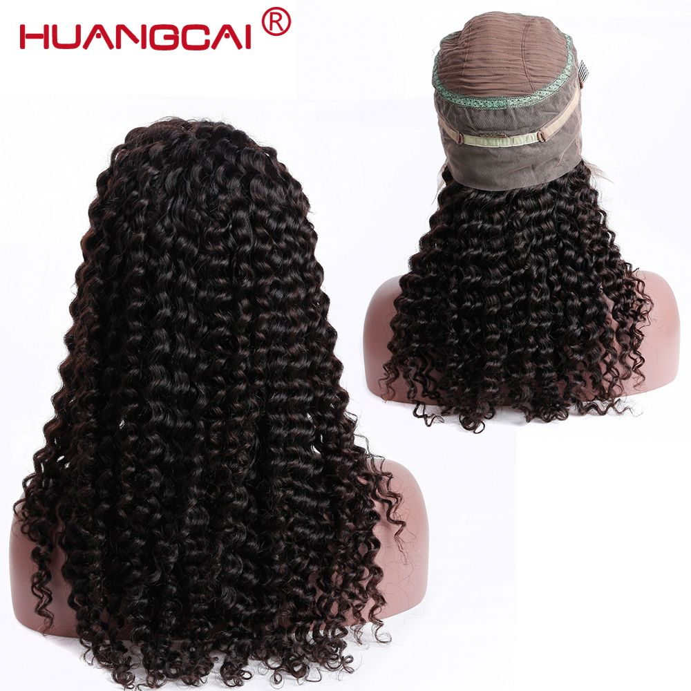 Deep Wave 360 Lace Frontal Wigs For Women Pre Plucked With Baby Hair Malaysian Remy Human Hair Lace Front Wig Natural Hairline