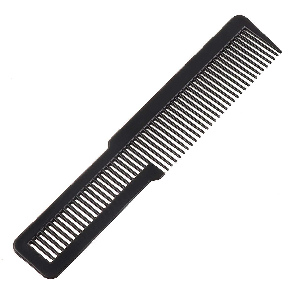 1pc Pro Salon Hairdressing Plastic Hair Clipper Comb New Design Durable Salon Hair Trimming Comb Hairdressing Tool