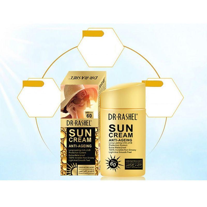 Beauty Sunscreen Cream Sunscreen SPF 100 Whitening Cream Long Lasting UVA UVB Radiation Sun Protection Makeup