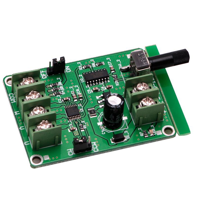 5V-12V DC Brushless Driver Board Controller For Hard Drive Motor 3/4 Wire