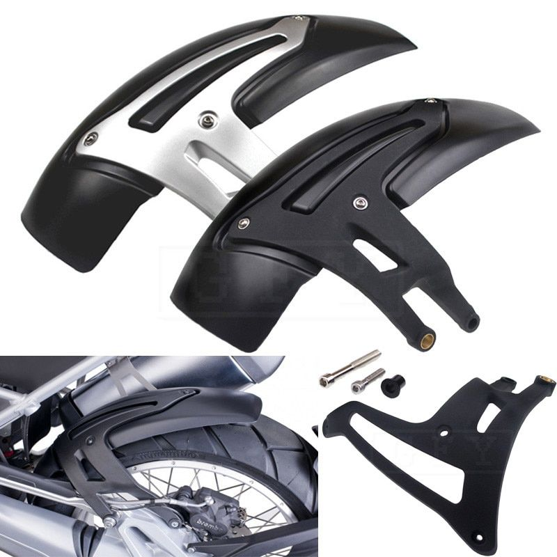 Motorcycle Rear Hugger Fender Moto Mudguard Accessories For BMW R1200GS LC 2013 - 2016 R 1200 GS LC Adventure 2014 2015 16 adv