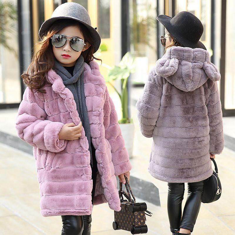 2019 manteaux d'hiver pour filles vestes coton enfants vêtements de plein air à manches longues enfants veste pour filles vêtements 3 4 5 6 7 8 9 10 12 ans