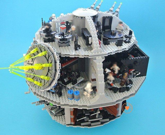 NEW 3803Pcs Death Star fit legoings star wars figures model Building block Bricks fit 10188 Kids Educational Toys boys gifts