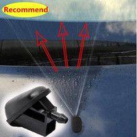 2X веерообразных распыления воды для Ford Focus 2 3 4 Rs St классический стеклоочиститель сопла специальные шайбы jet refires спринклерная головка