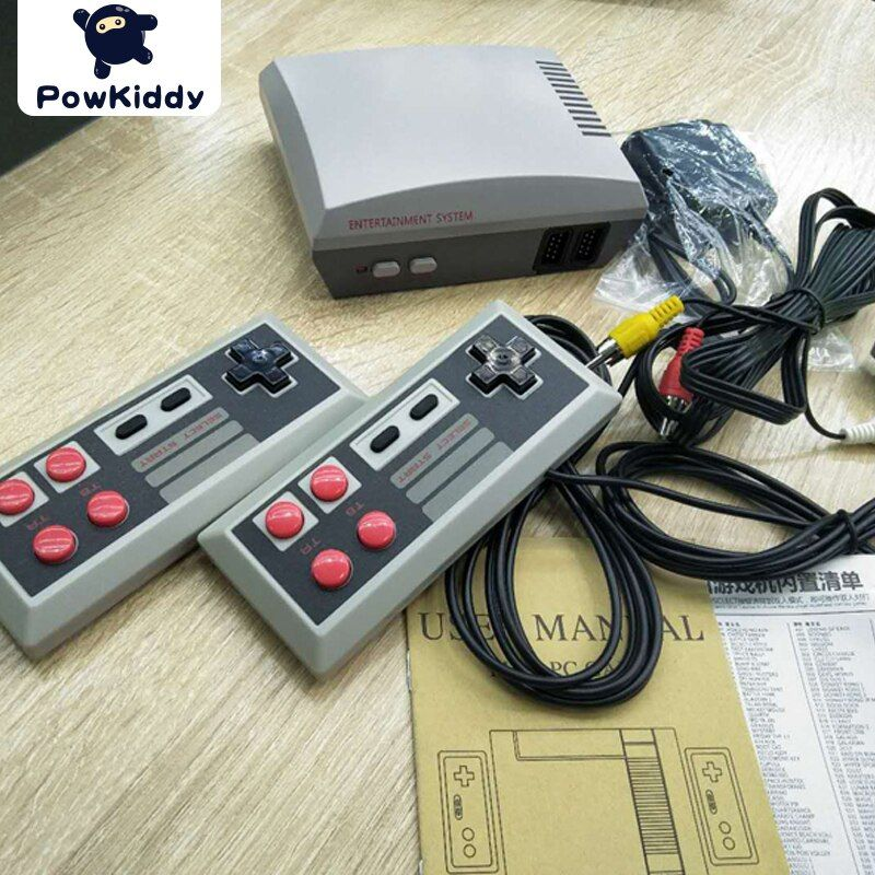 HDMI AV Output Retro Mini Console Support TV Handheld Game Player Video Game Console To TV With 620/600/500 Built-in Games