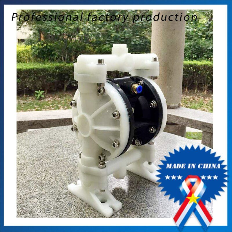 QBY5-20 Marine Pump Corrosion Resistance Diaphragm Pump with F4 Membrane