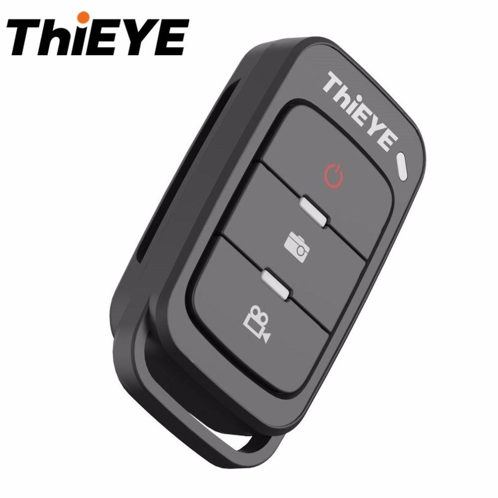 Thieye Cámara Accesorios 2.4g Bluetooth Control remoto LER para thieye t5e/T5 Cámara de Acción Accesorios Control remoto