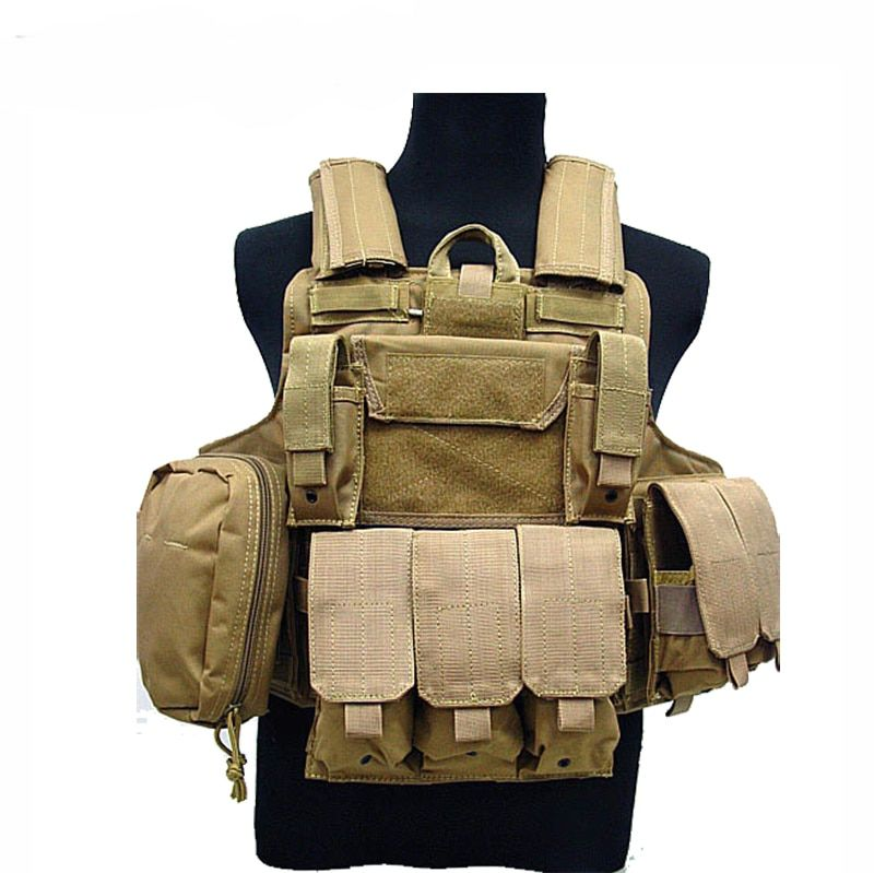Neue Strom Militaria Ciras mar Weste Im Freien Taktische Weste Camouflage Weste Armee Ausbildung Kampf Uniform