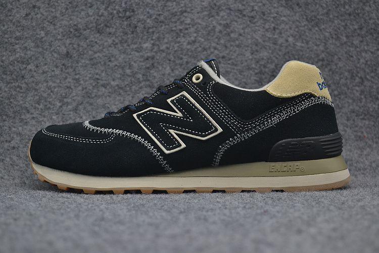 Nouvelle Arrivée NOUVEL ÉQUILIBRE de NB574 574 Hommes chaussures Respirant Espadrilles Chaussures De Badminton