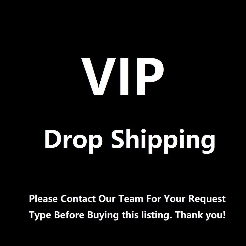 VIP Drop Shipping Dédié Service de Suivi Valide Sans Toute Facture Réception etc S'il Vous Plaît Contacter L'équipe À La Clientèle Avant D'acheter