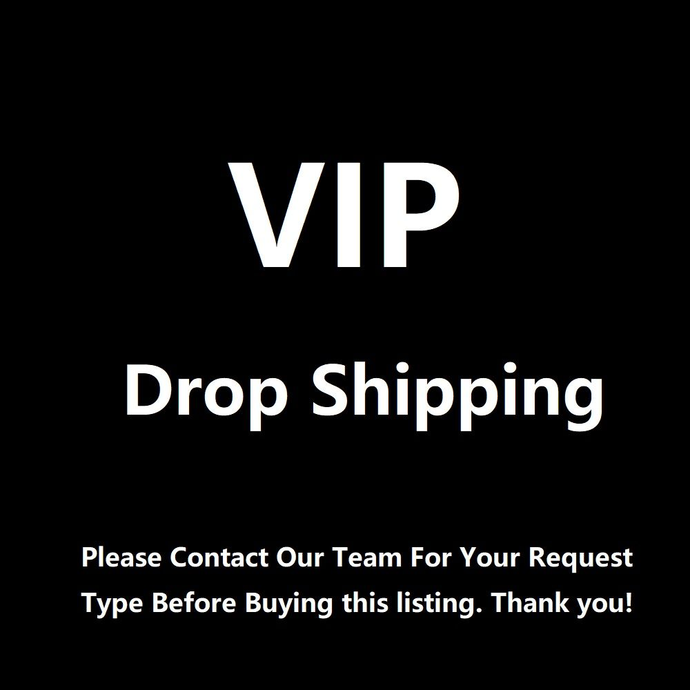 VIP Drop Shipping Dedicated Service Valid Tracking Without Any Invoice Receipt etc Please Contact Customer Team Before Buying