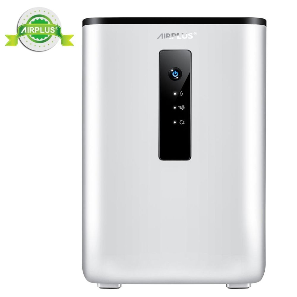 2.5L Home Air Dehumidifier 65W 110-240V Semiconductor Desiccant Moisture Absorbing Air Dryer Purify Electric Cooling