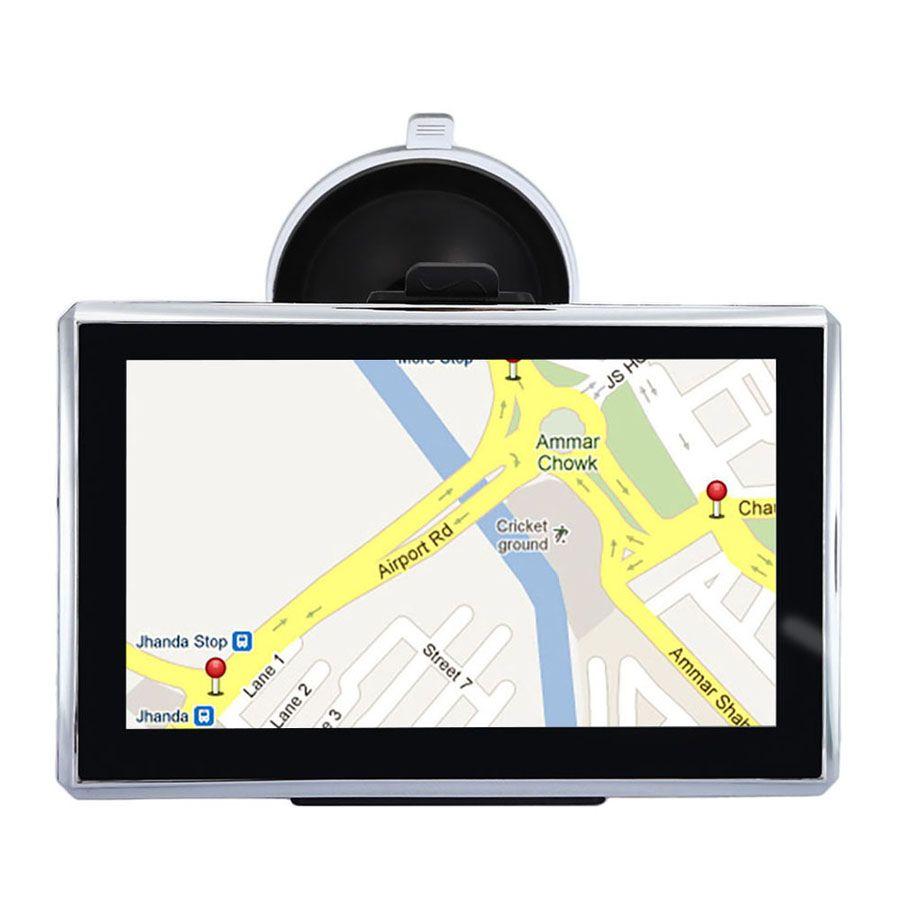 5 inch Car GPS Navigation Sat Nav CPU800M Wince6.0+128M/8GB+FM Transmitter+Multi-languages+Free latest Maps
