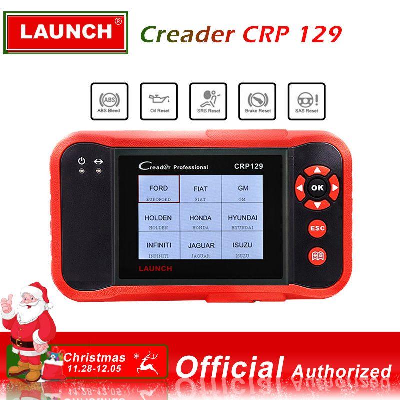 STARTEN CRP129 Scanner Automotivo obd2 OBD obd 2 Auto Code Reader Scan Tool Pro 2018 Starten X431 VIII Auto OBDII diagnose Tool