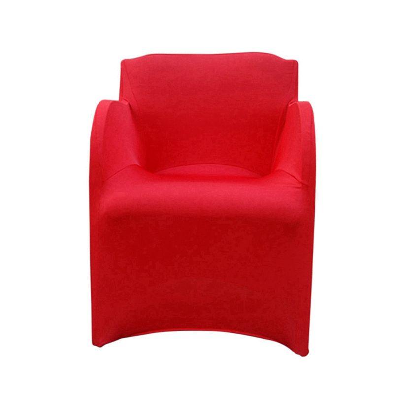 Housses pour chaises housses de chaise fauteuil housse extensible bras chaise couvre mariage fête hôtel fournitures de maison 73*55 CM