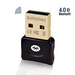 EASYIDEA adaptador inalámbrico Bluetooth USB 4,0 Mini Bluetooth CSR 4,0 Bluetooth transmisor 3 Mbps 20 m Windows 10/ 8/7/XP