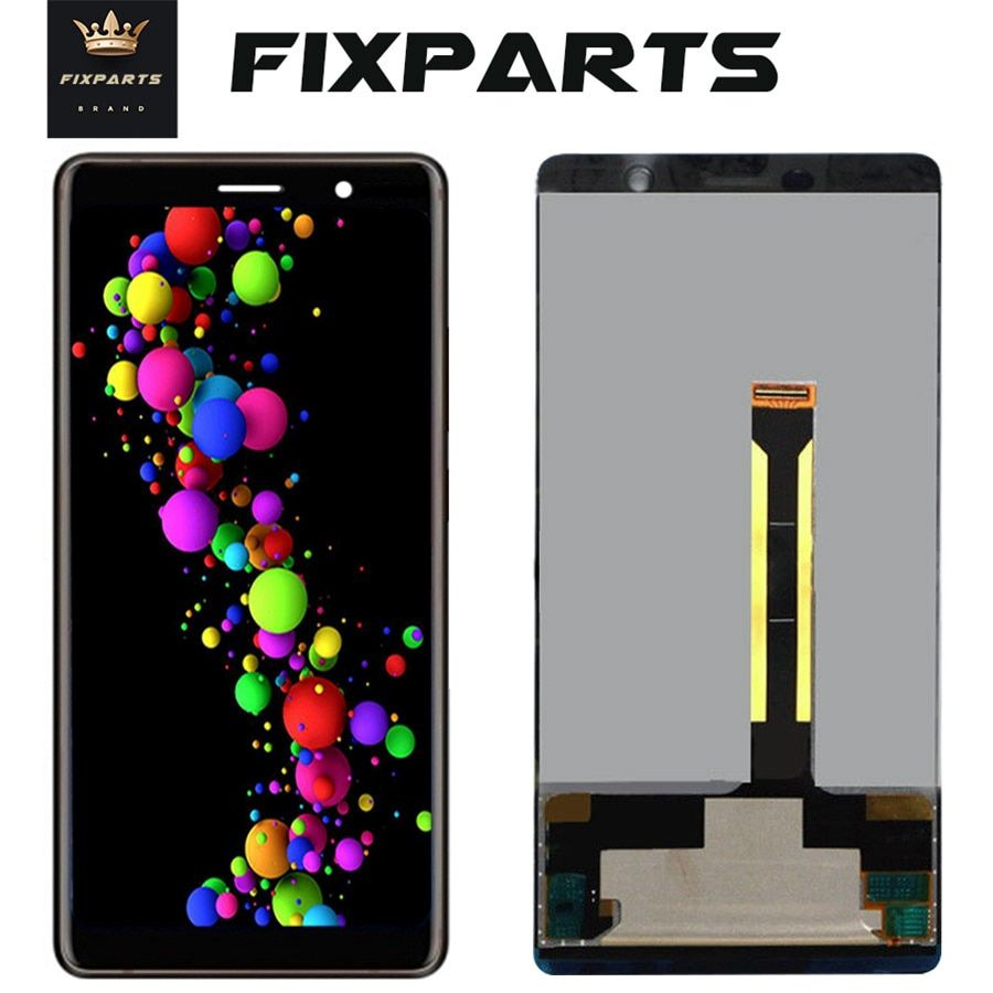 100% Tested Genuine Grade 7Plus LCD Display For Nokia 7 PLUS LCD For Nokia E7 Plus Display LCD Screen Touch Digitizer Assembly