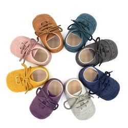 2018 Hot Baby Shoes Nubuck Leather Soft Baby Girls Shoes Moccasins Footwear for Toddlers Dropshipping bebek ayakkabi