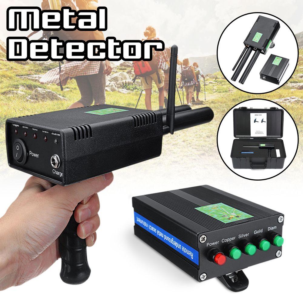 20M Deepth Long Range Metal Detector AKS Metal Detector gold silver copper diamond Detector