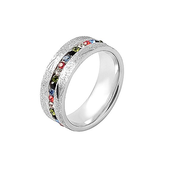 BG-86 High Quality 316L Stainless Steel Fashion Ring Wholesale Men/Women Gift Jewelry Finger Ring <font><b>Lover</b></font> Couple Ring