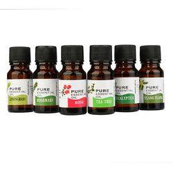 10 ml 100% aceites esenciales naturales puros aceites esenciales de aromaterapia Rosa flor humidificador de esencia de la planta de agua soluble # Y