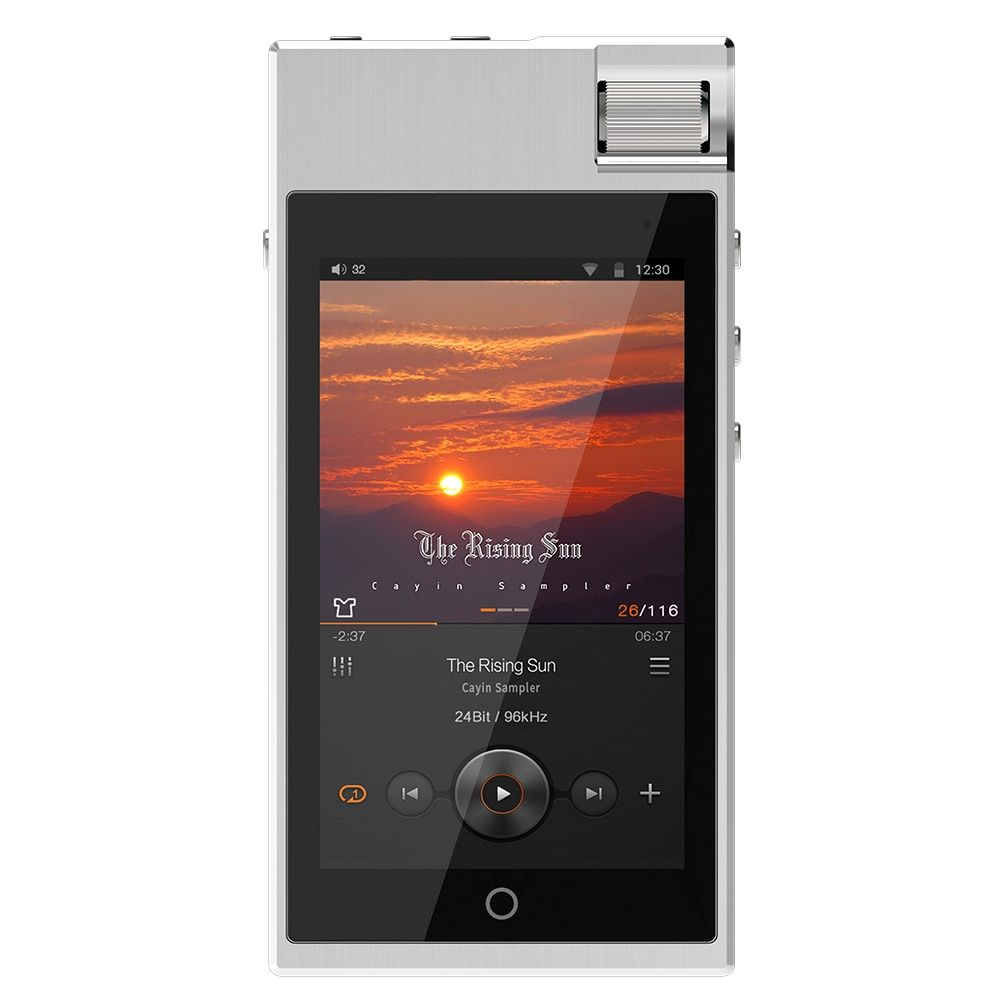 CAYIN N5iiS N5IIS Android Based Master Digital Audio Music Player MP3 2GB RAM 64GB Internal memory 2.5mm Balanced ESS9018K2M DAC