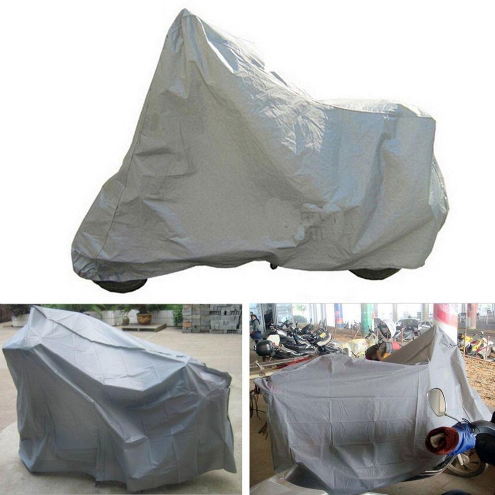 2 Размеры полный защитный мотоциклов Чехлы для мангала Anti UV непогоды дышащий Электрические велосипеды капюшон Крытый палатка