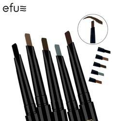 5 цветов 24 часа стойкий карандаш для бровей мягкий и гладкий модный глаз г 0,4g Lotus серия макияж бренд EFU #7046-7050
