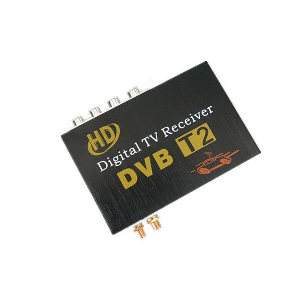 M-788 Car TV Tuner High Speed DVB-T2 Digital TV receiver Digital TV BOX Receiver Mini TV Box work in Singapore, Colombia