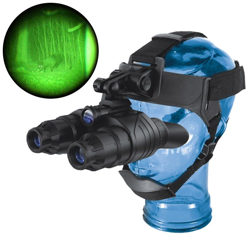 Pulsar Rand GS 1x20 nachtsicht Brille infrarot jagd Tactical military fernglas Kopfbedeckungen spaziergang GEN1 + Nachtsicht umfang